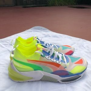 New PUMA Size 9.5 LQD Cell Optic Sheer Shoes